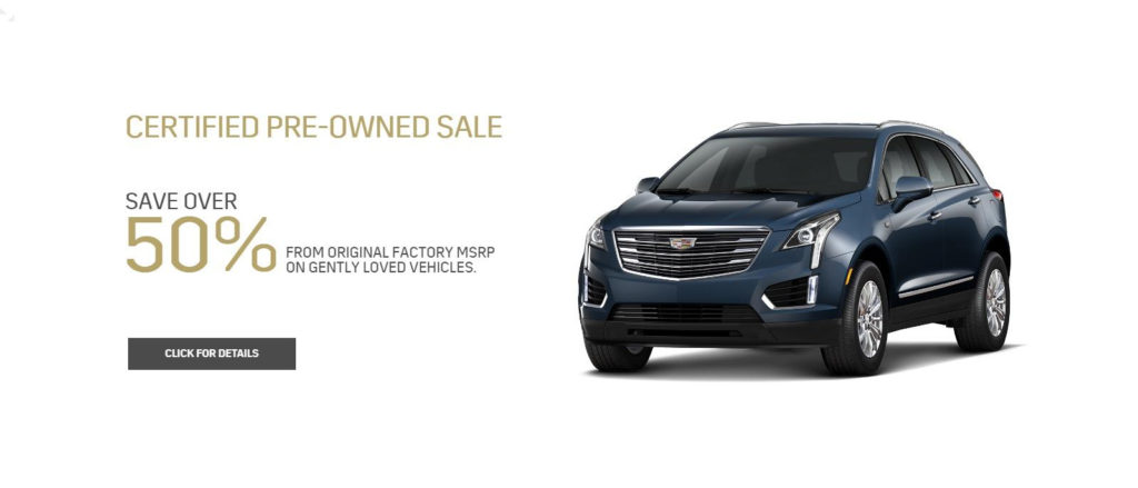 Cadillac Dealer Serving Palm Springs Jessup Cadillac