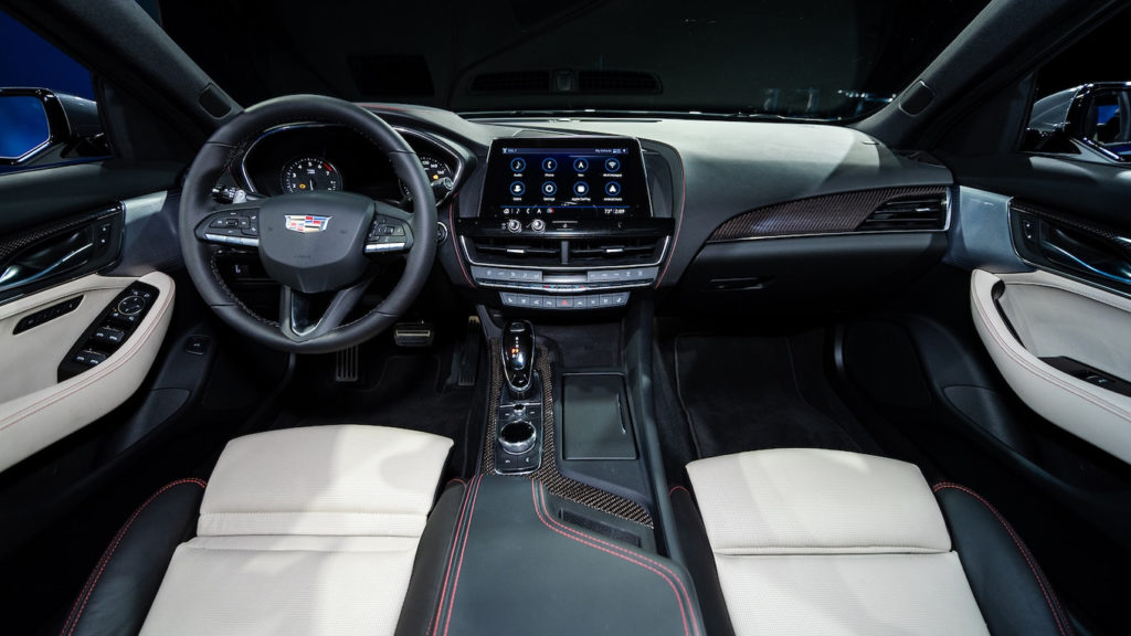 2020 Cadillac CT5 First Look New Kid In Class AutoMoto Tale