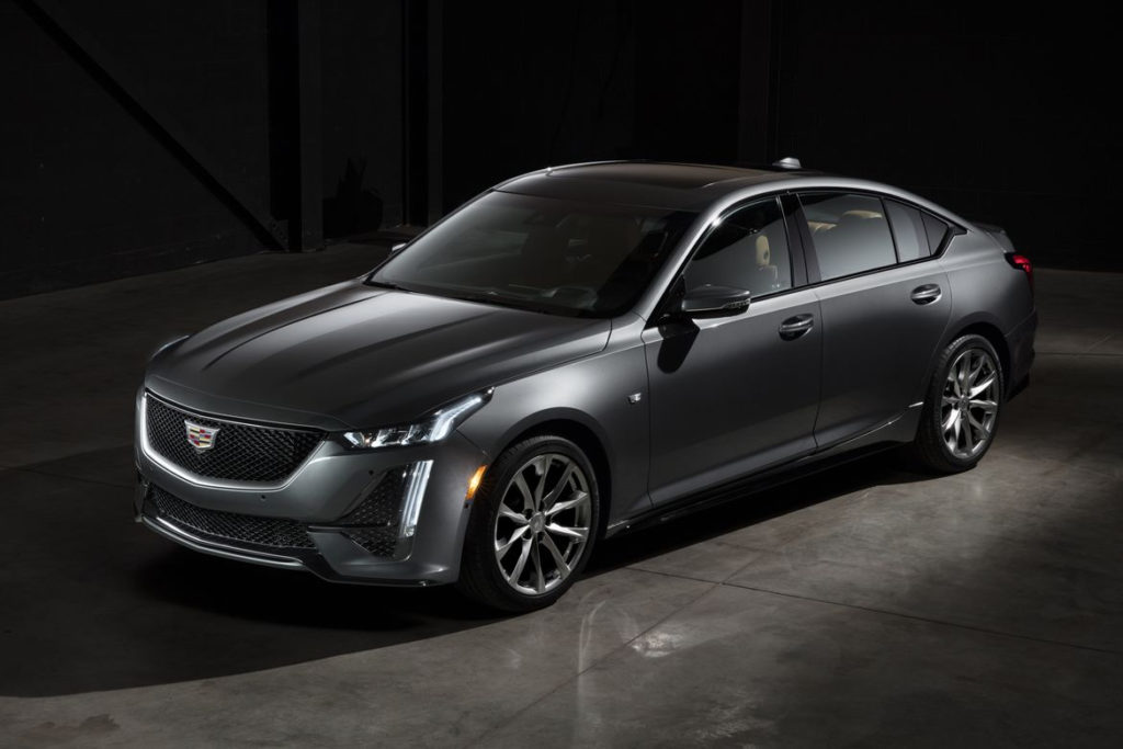 Cadillac CT5 Hopes To Hit The Right Notes With Luxury