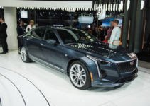 2019 Cadillac CT6 Pictures Photos Images Spy Shots