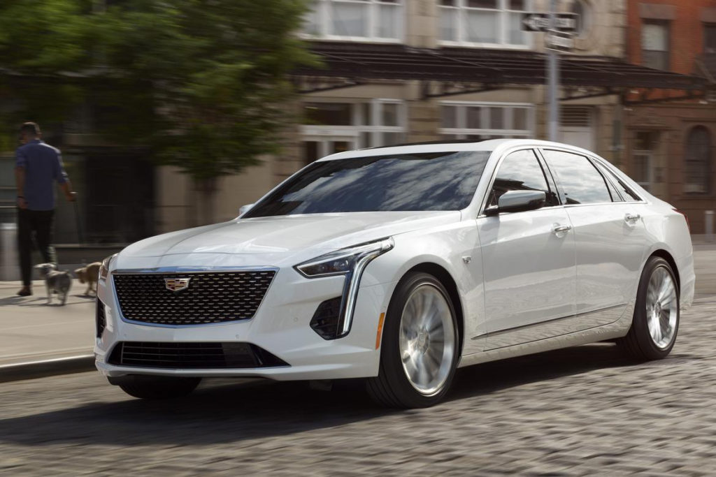 Cadillac CT6 On GM s Do Not Discard List After All News