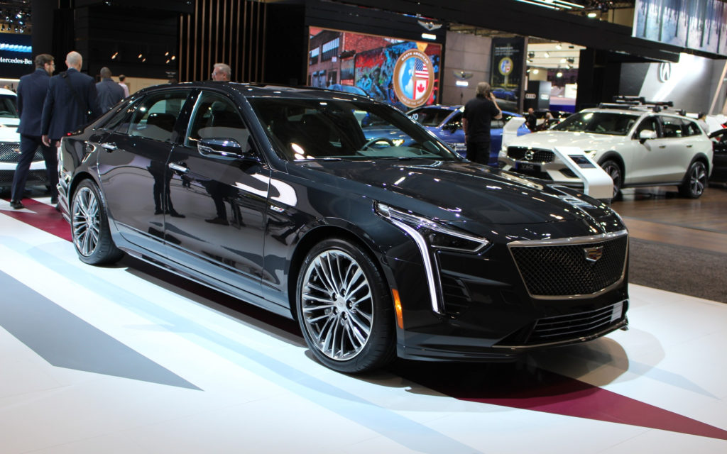 2019 Cadillac CT6 V And 2020 Cadillac XT6 Unveiled In