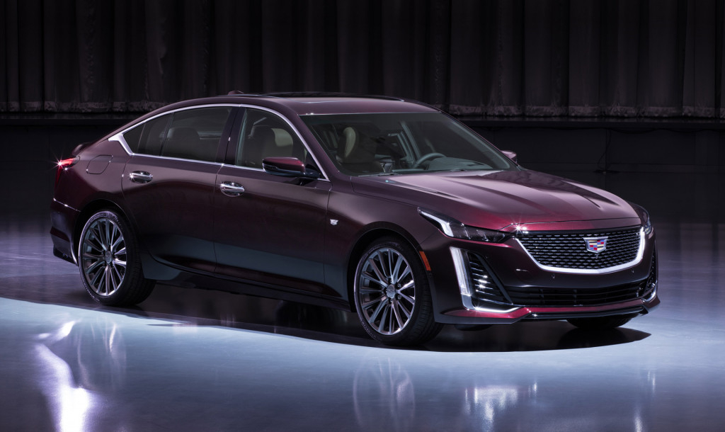 Cadillac CT5 V CT4 V Performance Cars Set For May 30 Debut