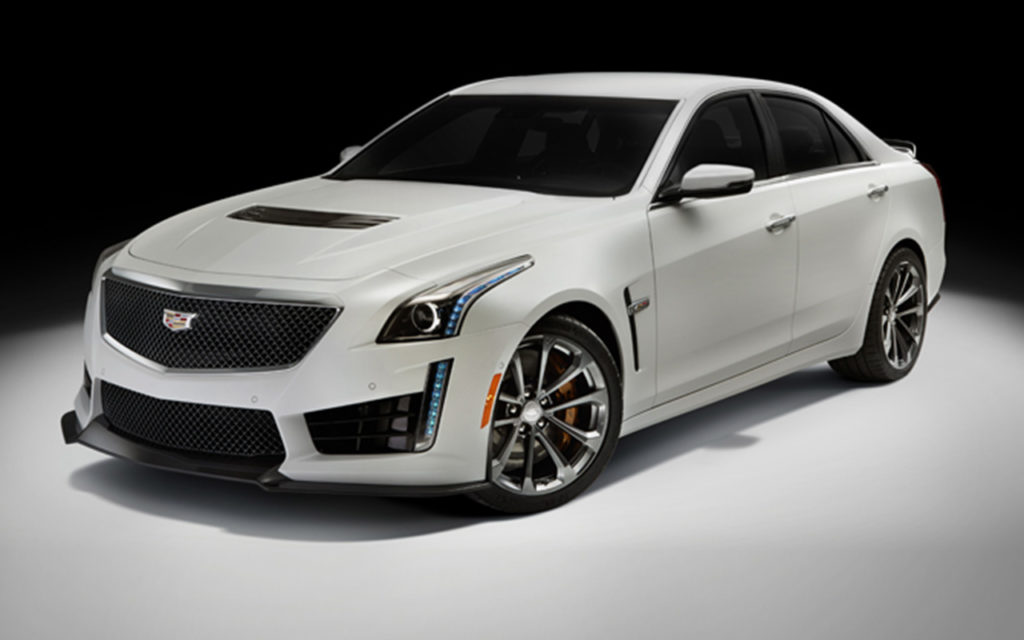 2018 Cadillac Cts V Coupe News Reviews Msrp Ratings