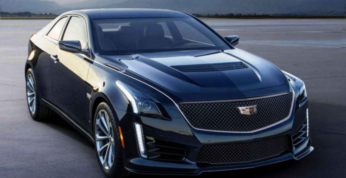 2018 Cadillac Cts Coupe Auto Car Update