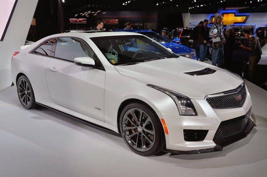 Complete Car Info For 71 New 2020 Cadillac Cts V Coupe