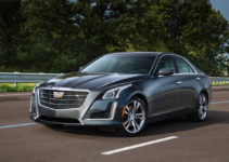 2016 Cadillac CTS Overview The News Wheel