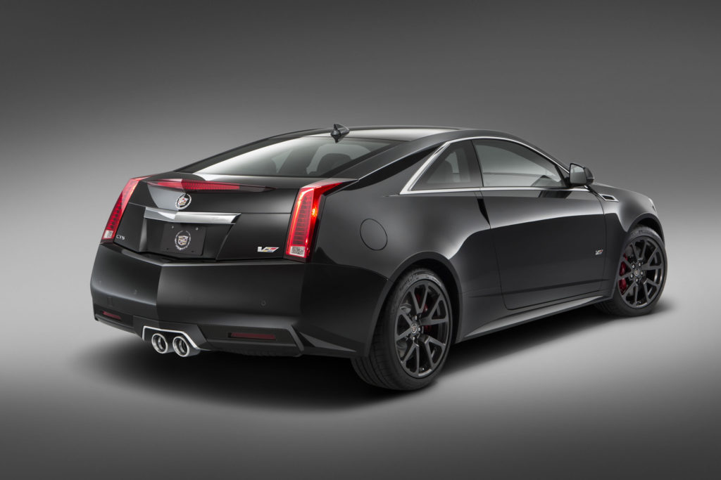 2015 Cadillac CTS V Coupe Special Edition Photos Specs