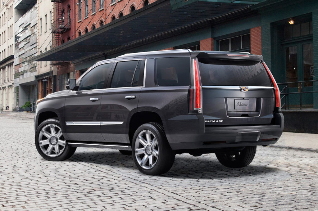 2017 Cadillac Escalade Reviews Research Escalade Prices