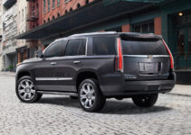 2017 Cadillac Escalade Reviews And Rating Motor Trend