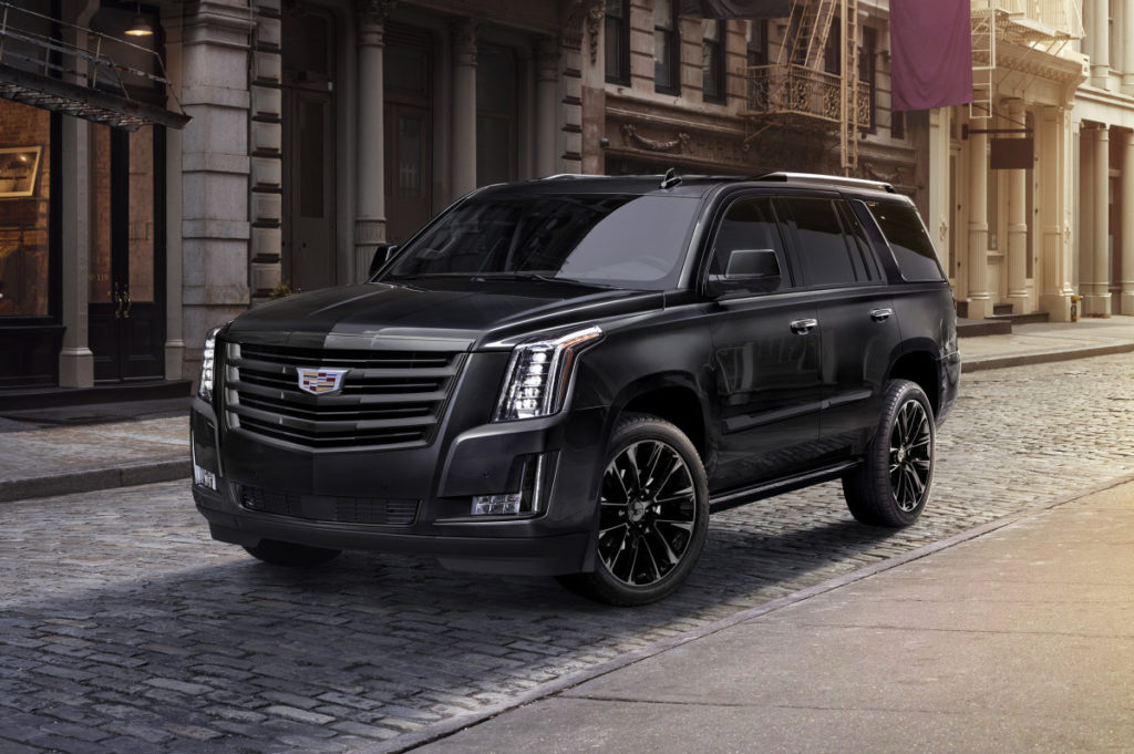 Cadillac Blacks Out The Escalade With The New Sport