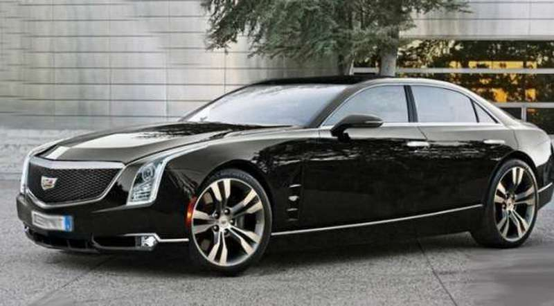 2016 Cadillac CT6 Price Release Date Specs 0 60