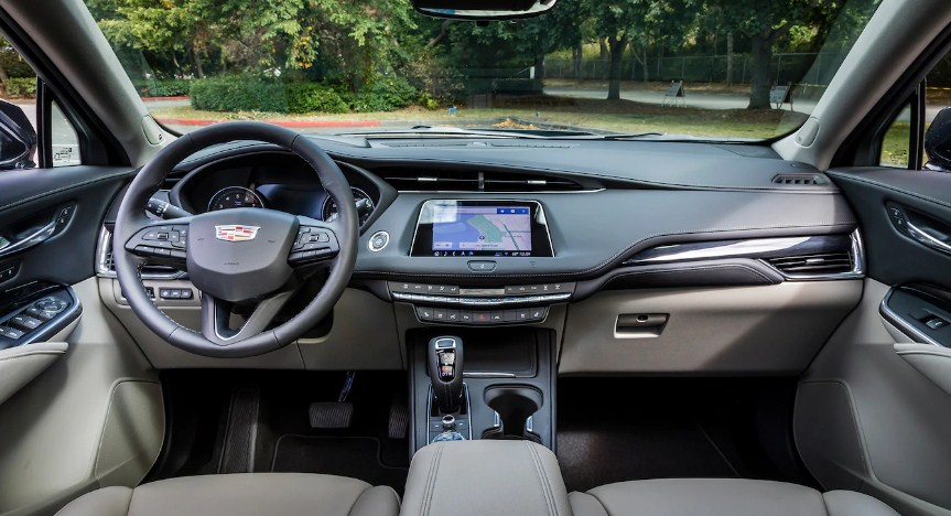 2020 Cadillac XT4 Towing Capacity Release Date Interior