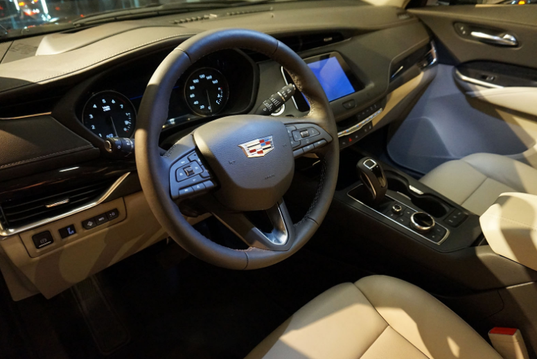 2019 Cadillac XT4 Sports Gas Mileage Release Date