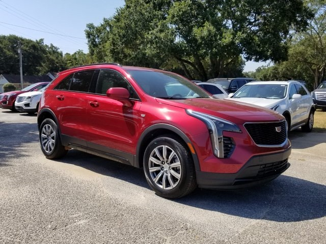New 2019 Cadillac XT4 Sport 4D Sport Utility In Fort