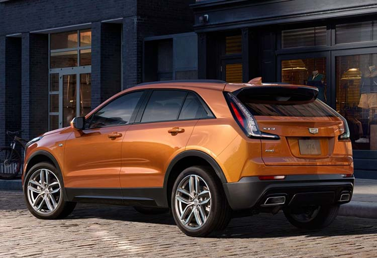 2020 Cadillac XT4 Sport Updates And Changes Best New SUV