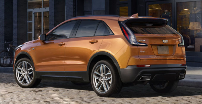 How The 2019 Cadillac XT4 Stacks Up To Audi Q3 BMW X1