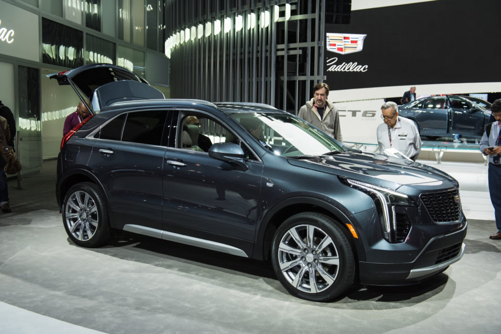 Cadillac XT4 Vs XT5 Exterior Interior Cargo Towing