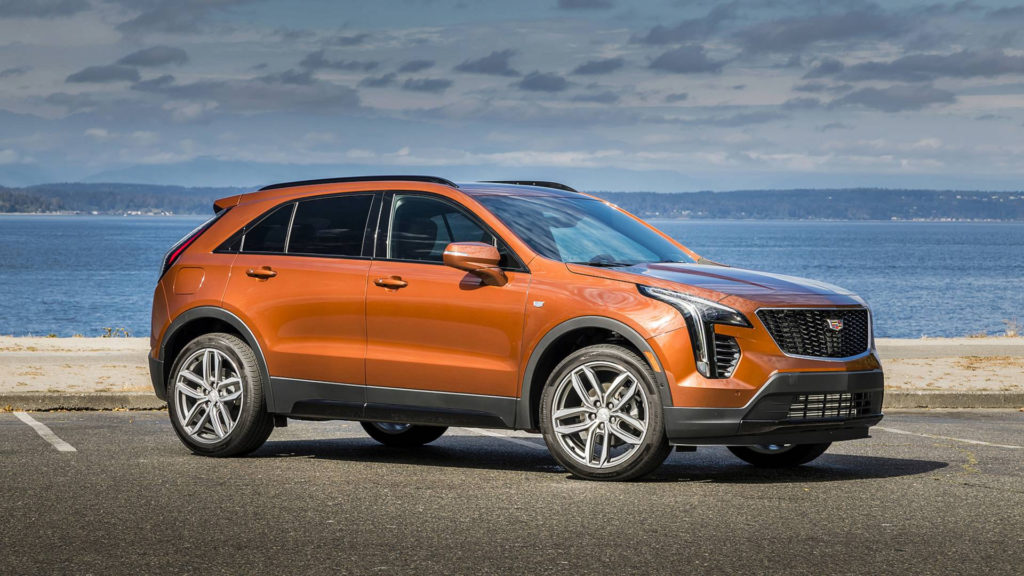 2019 Cadillac XT4 First Drive The Cadillac Of Compact