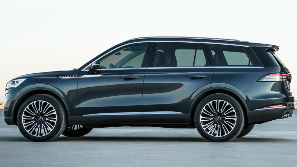 The Lincoln Aviator Looks Surprisingly Good For A Three