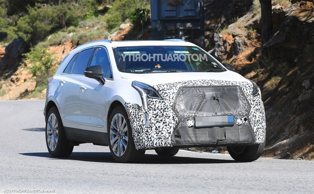 2020 Cadillac XT5 Colors Dimensions Release Date And