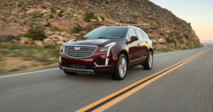 Cadillac XT5 2018 Finally Makes Its Debut In The UAE