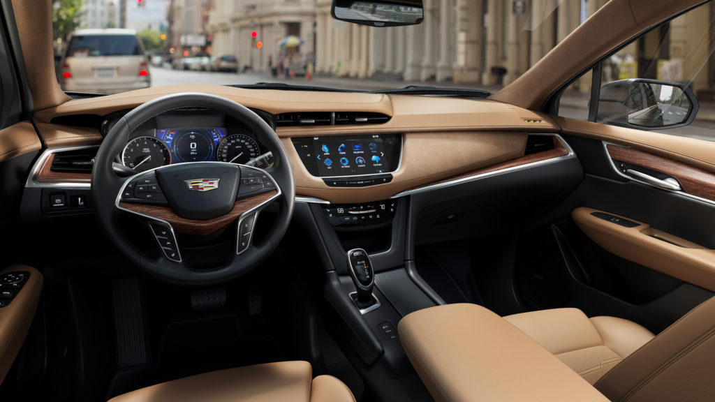 2017 Cadillac XT5 In Wilmington OH Bush Auto Place