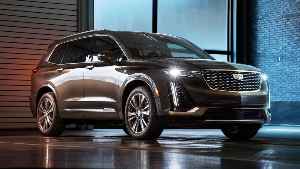 2020 Cadillac XT6 Reviews Research XT6 Prices Specs
