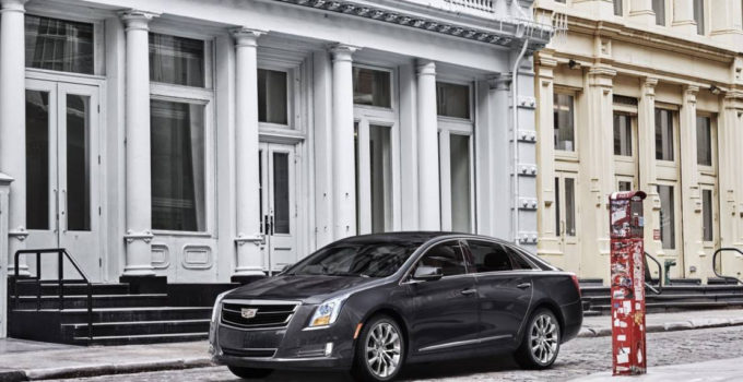 2017 Cadillac XTS Sedan Specs Review And Pricing