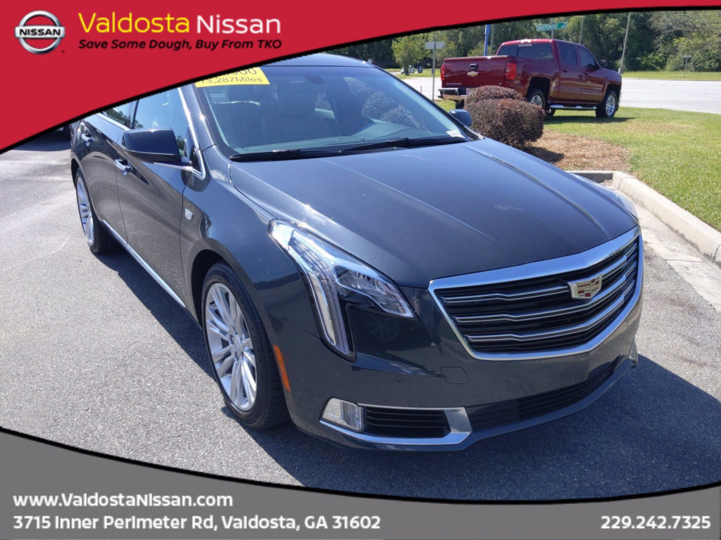 Pre Owned 2018 Cadillac XTS Luxury FWD 4dr Car