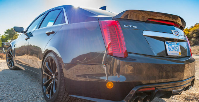 8 Things You Need To Know About The 2018 Cadillac CTS V