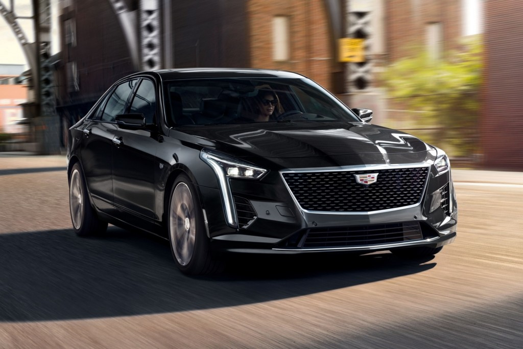 2020 Cadillac CT6 Makes An Appearance At The ESPYs GM