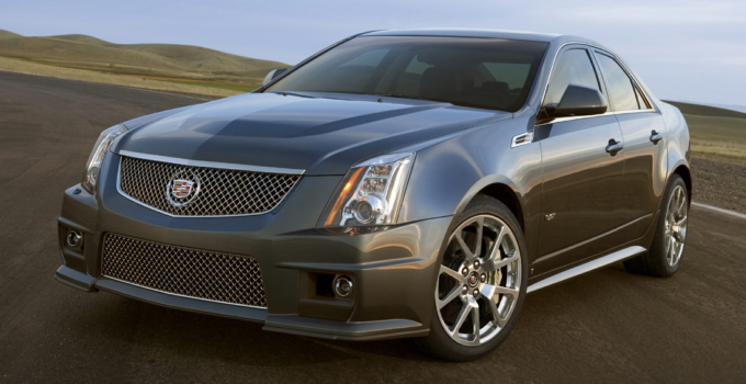 2013 Cadillac CTS V Price Photos Reviews Features